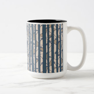 Into the Woods blue RInger Mug