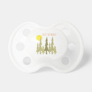 Into The Woods BooginHead Pacifier
