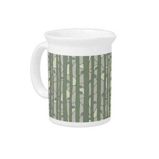 Into the Woods green Pitcher Pitcher