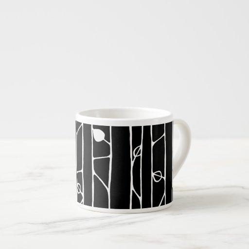 Into the Woods white Espresso Mug Espresso Mug