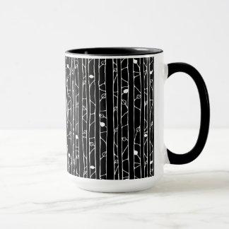 Into the Woods white RInger Mug