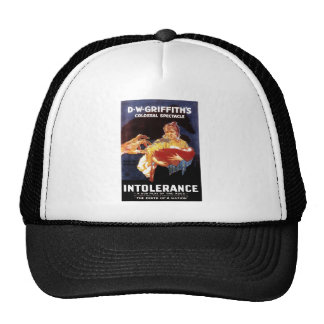 Intolerance (1916) trucker hat