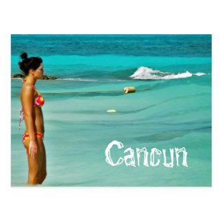 intotheblue, Cancun Postcard