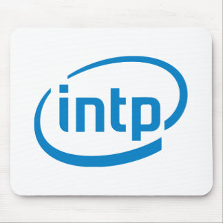 INTP Intel style Mousepad