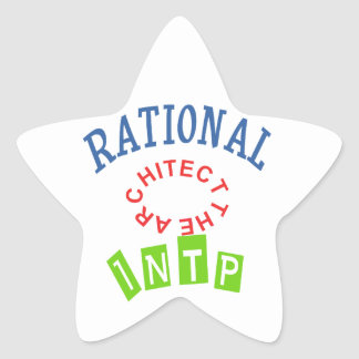 INTP Rationals Personality Stickers