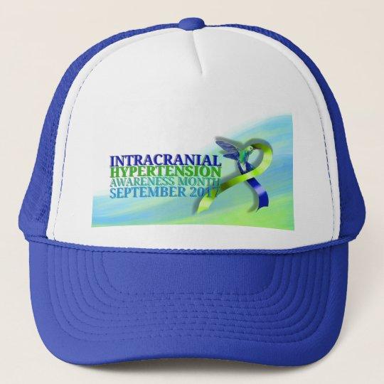Intracranial Hypertension Awareness Month 2017 Trucker Hat