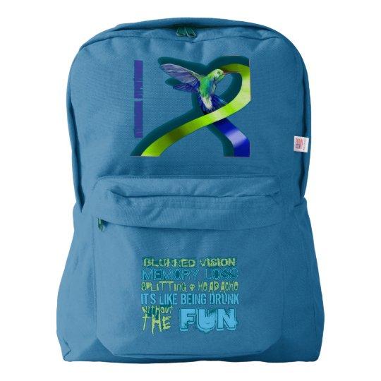Intracranial Hypertension Backpack