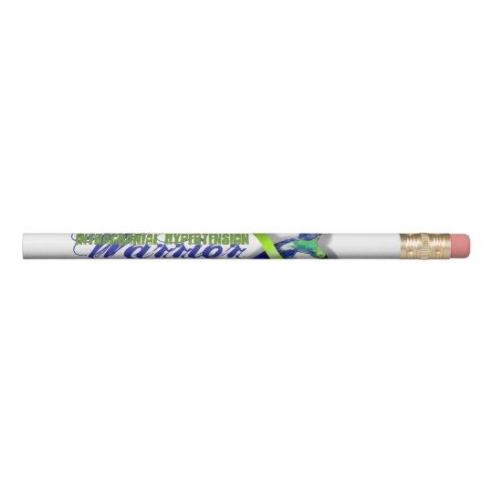 Intracranial Hypertension Warrior Pencil