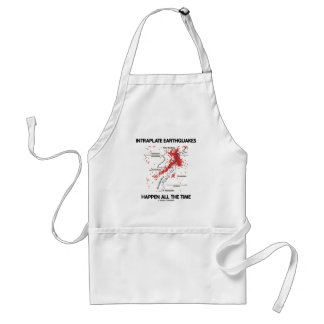Intraplate Earthquakes Happen All The Time Standard Apron
