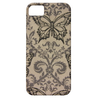 Intricate Butterflies iPhone 5 Cases
