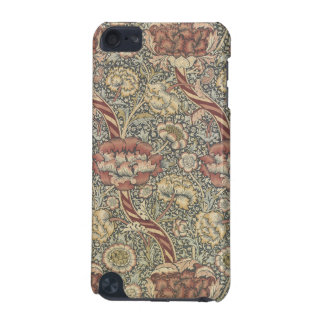 intricate vintage william morris floral damask iPod touch (5th generation) cover