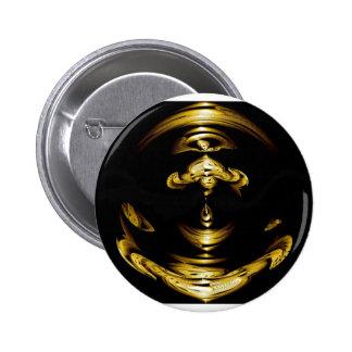 Intricate Woodwork 002.JPG 6 Cm Round Badge