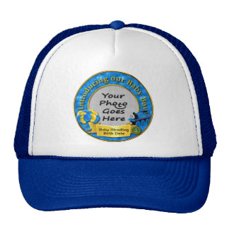 Introducing Our Baby Boy Truckers Hat