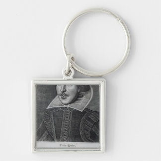 Introduction, 'Mr. William Shakespeares Silver-Colored Square Key Ring