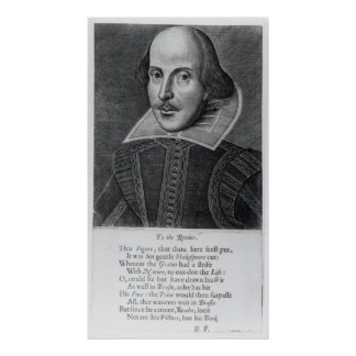 Introduction, 'Mr. William Shakespeares Poster