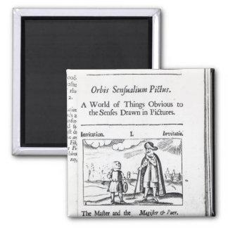 Introduction to 'Orbis Sensualium Pictus' Magnet