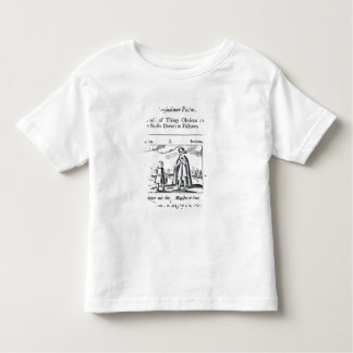 Introduction to 'Orbis Sensualium Pictus' Toddler T-Shirt