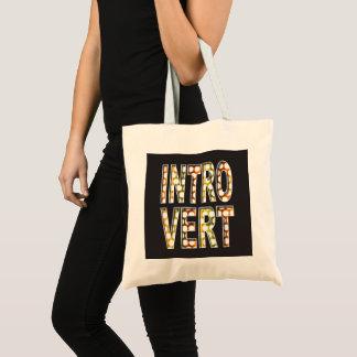 Introvert internal design | Basic Tote