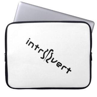 Introvert Neoprene Laptop Sleeve 15 inch