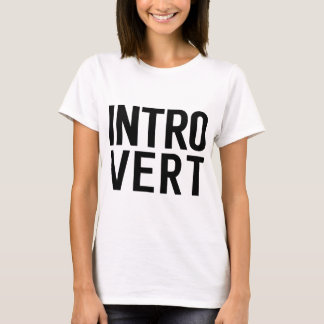 Introvert Womens Tops