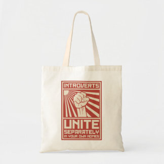 Introverts Unite Separately In Your Own Homes Bag