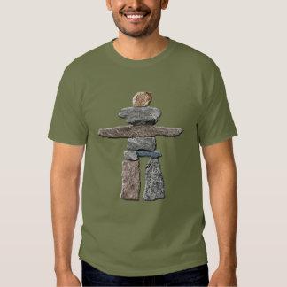 Inukshuk Inuit Stones Native American T-Shirt