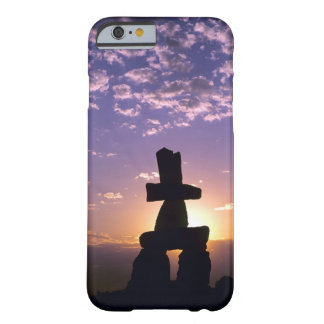 Inukshuk Northwest Territories, Canada Barely There iPhone 6 Case
