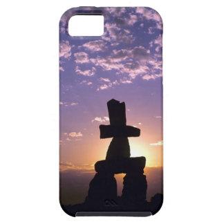 Inukshuk Northwest Territories, Canada iPhone 5 Cover