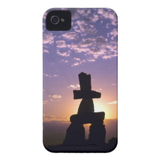 Inukshuk Northwest Territories, Canada iPhone 4 Case