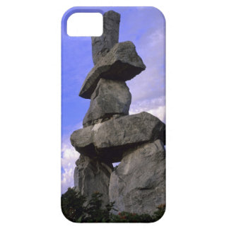 Inukshuk, Northwest Territories, Canada iPhone 5 Cover