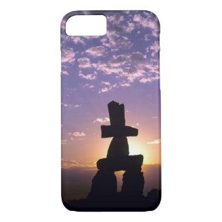 Inukshuk Northwest Territories, Canada iPhone 7 Case