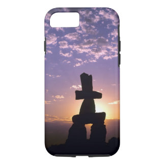 Inukshuk Northwest Territories, Canada iPhone 7 Case