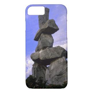 Inukshuk, Northwest Territories, Canada iPhone 8/7 Case