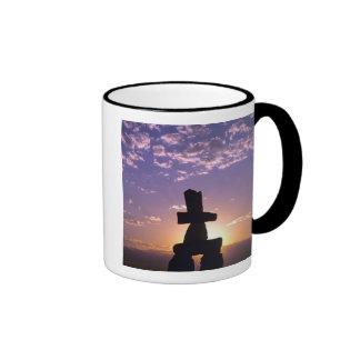 Inukshuk Northwest Territories Canada Coffee Mug
