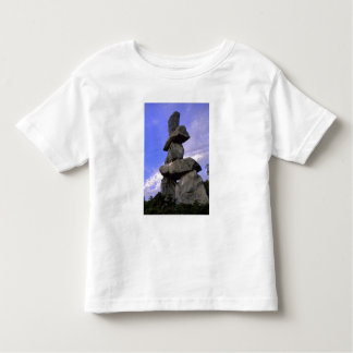 Inukshuk, Northwest Territories, Canada Toddler T-Shirt
