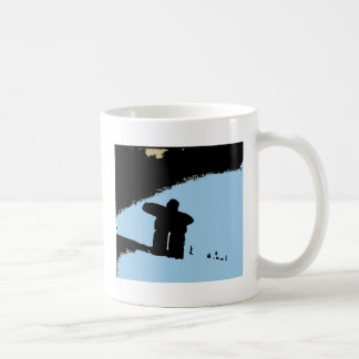 Inukshuk of the Coastal Mountains Coffee Mug