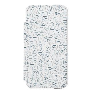 Inuktitut Incipio Watson™ iPhone 5 Wallet Case