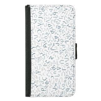 Inuktitut Samsung Galaxy S5 Wallet Case