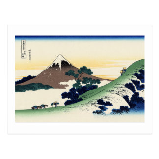 Inume Pass, Kōshū Postcard