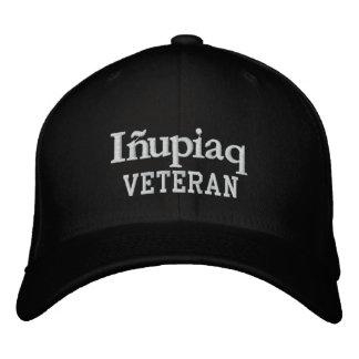 Iñupiaq VETERAN Embroidered Hat