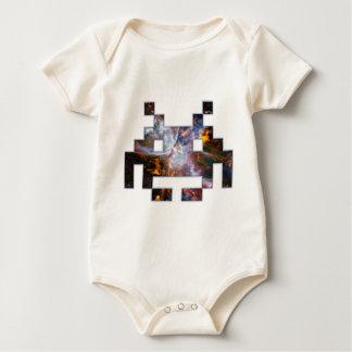 Invader Baby Bodysuit