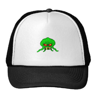 Invader From Space Trucker Hats