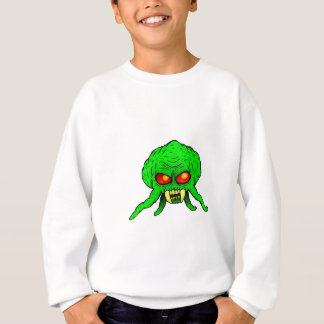 Invader From Space Sweatshirt