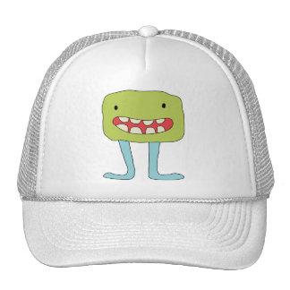 Invasión de Monstruos - Colección de ropa Trucker Hats