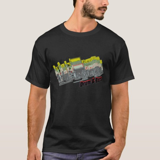 'Invasion' High Order Mens T-Shirt (dark)