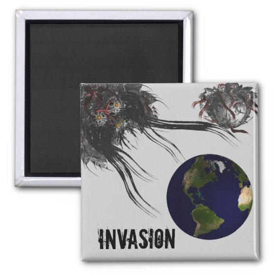 INVASION MAGNET