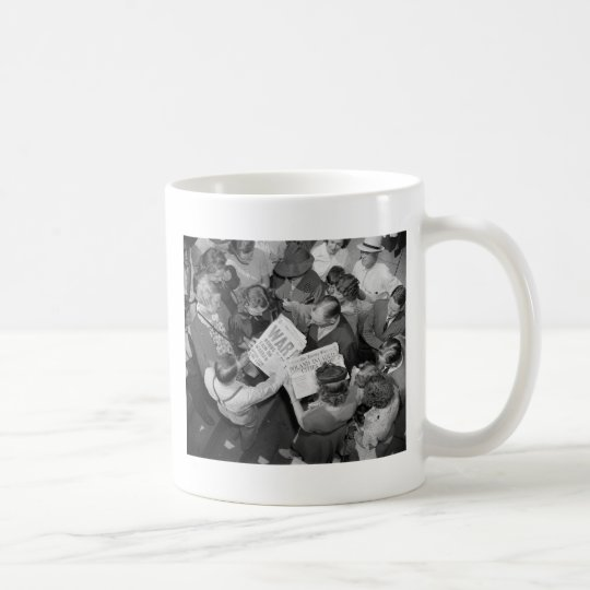 Invasion of Poland, 1939 Coffee Mug