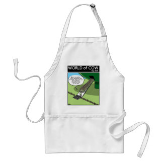 Invasion of the Milk Squirters Standard Apron