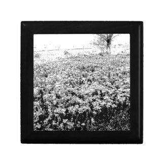 Invasion of the Wildflowers Keepsake Box