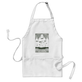 invasion standard apron